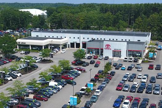 Maine Dealerships