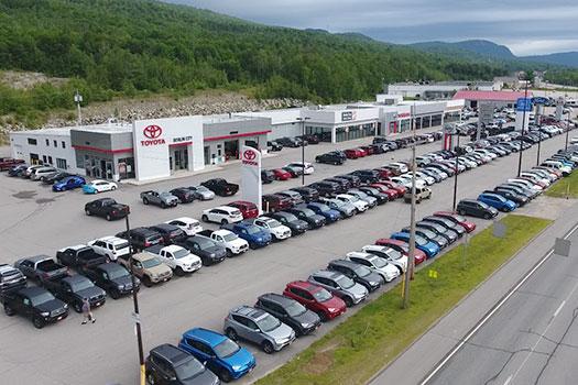 New Hampshire Dealerships